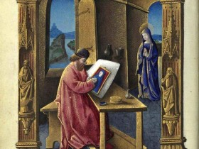 Heures de Louis de Laval (XV secolo), BnF