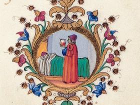 Libro d'Ore di Lorenzo de' Medici (Firenze, fine XV secolo), Biblioteca Medicea Laurenziana