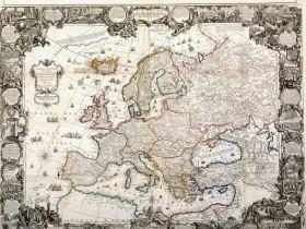 Popoli europa mappa