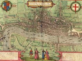 Londra al tempo di Shakespeare