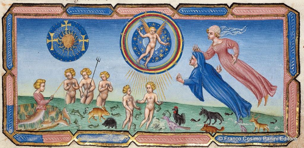 Divina Commedia, Dante, Beatrice