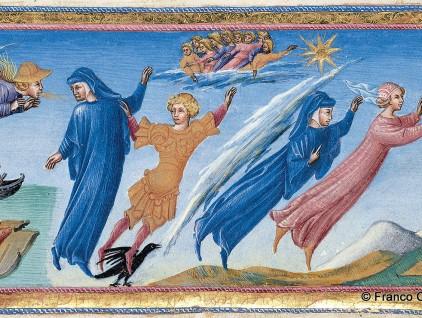Divina Commedia di Alfonso d'Aragona