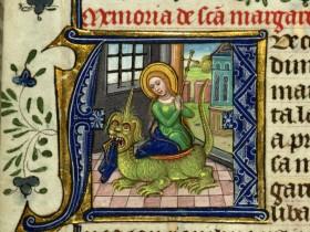 Il drago e Margherita