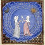 Le donne, al centro dell'universo
