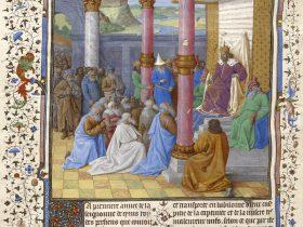 La clemenza di Ciro II il Grande nei confronti degli Ebrei