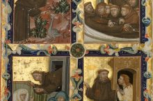 Scene dalla vita di san Francesco d'Assisi