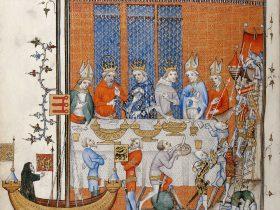 Banchetto di Carlo IV