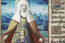 Sant'Anna e la Vergine
