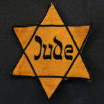 Judenstern conservato presso Jewish Museum Westphalia di Dorsten, Germania.