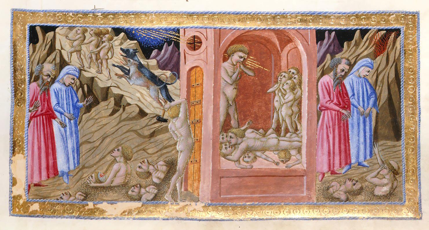 Morte di Ugolino della Gheradesca