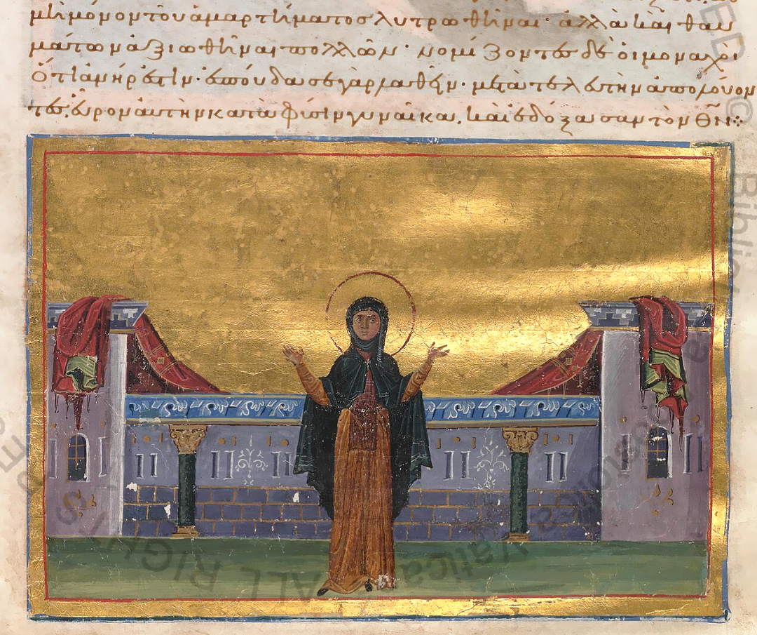 Santa Teodora di Alessandria
